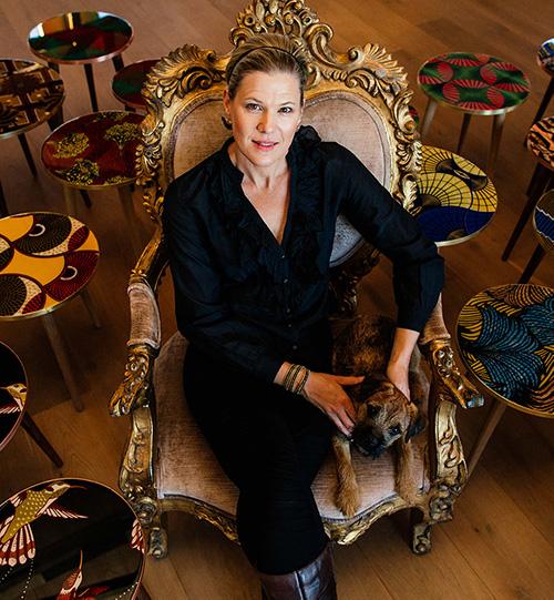 Katherine Heygate Aroko